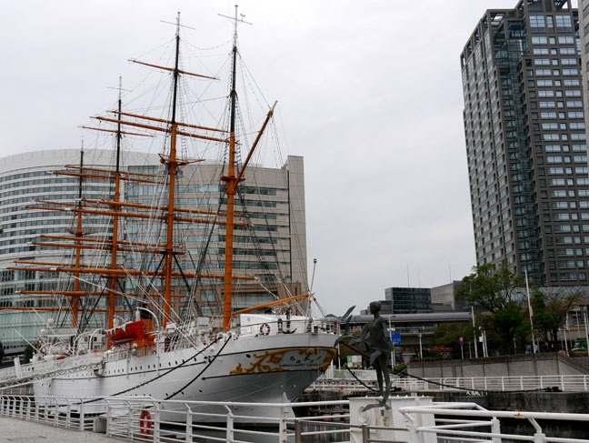 old ship museum