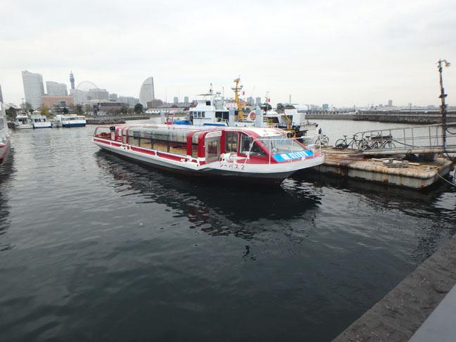 Yokohama Sea Bass Boat