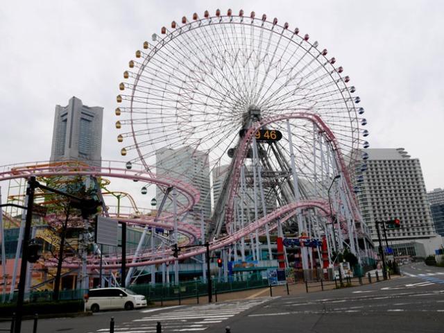 Cosmoworld, Yokohama