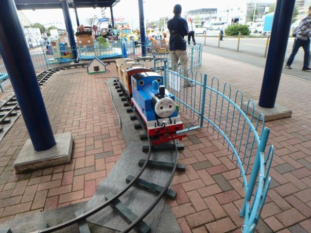 kids rides in Japan