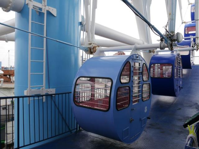 Shimizu Ferris wheel
