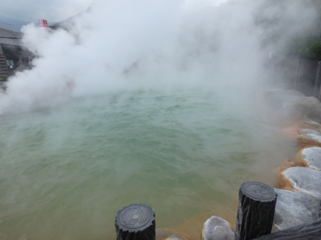 one of the 7 hells of Beppu