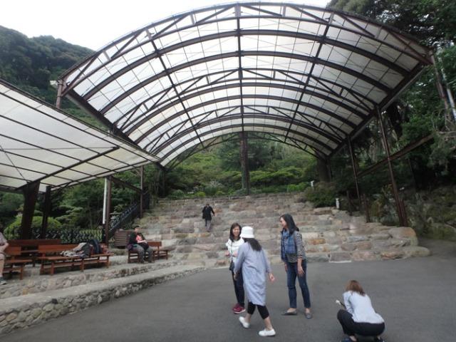 7 hells of Beppu tour