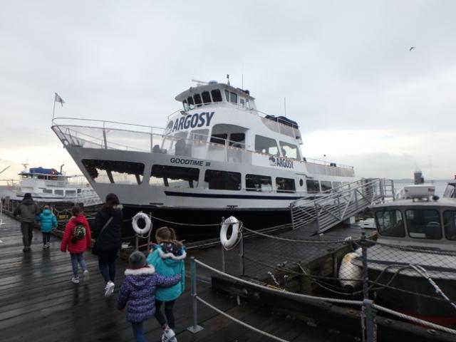 Argosy cruise