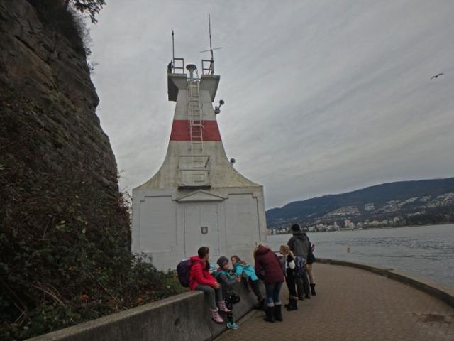 Stanley Park lighthouse