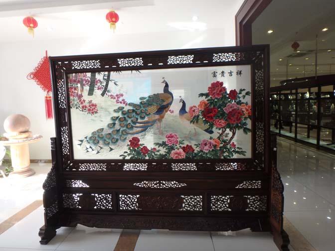 jade shop in China