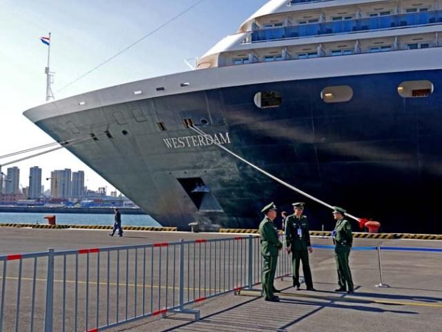 Dalian cruise port