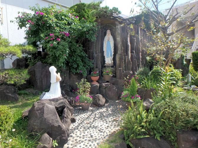 outside of Miuramachi Church