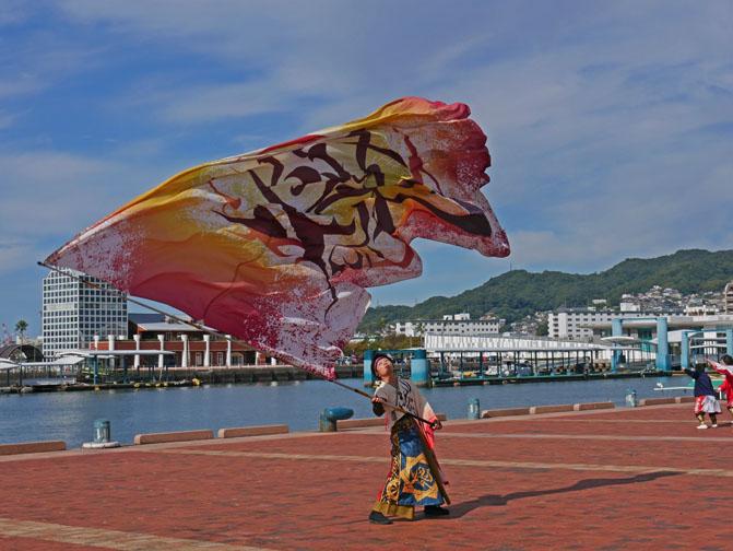 Sasebo dance festival