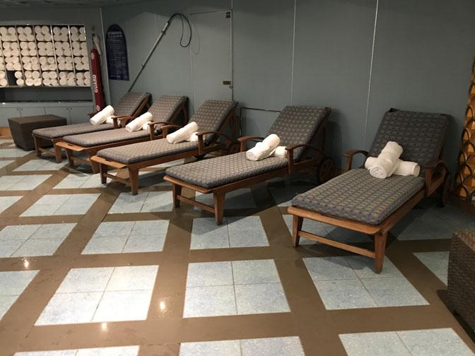 Westerdam spa